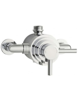 Lauren Tec Thermostatic Dual Exposed Shower Valve