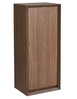 Phoenix Enzo 700mm Right Hand Semi Column Unit Walnut