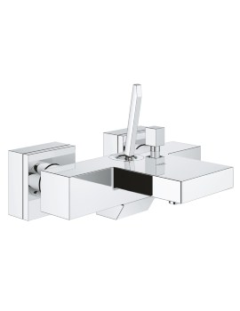 Grohe Eurocube Joy Single Lever Bath Shower Mixer Tap