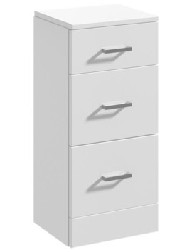 Lauren Mayford 350 x 300mm 3 Drawer Furniture Unit