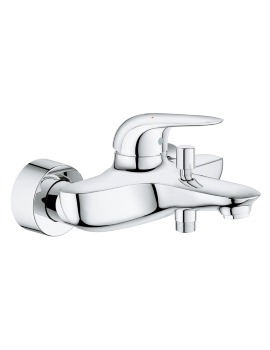 Grohe Eurostyle Wall Mounted Single Lever Bath Shower Mixer Tap