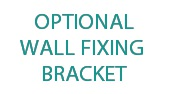 Concealed Wall Fixing Bracket