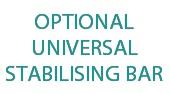 Universal Stabilising Bar