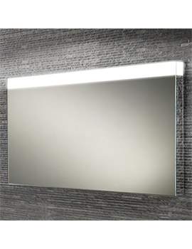 HIB Alpine 100 Landscape Steam Free LED Mirror 1000 x 600mm