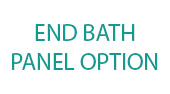 End Bath Panels