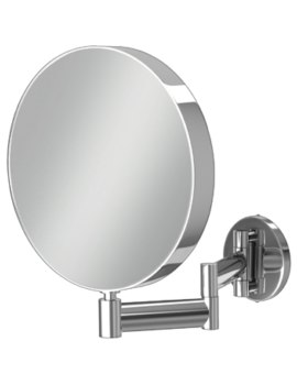HIB Helix Round Magnifying Mirror