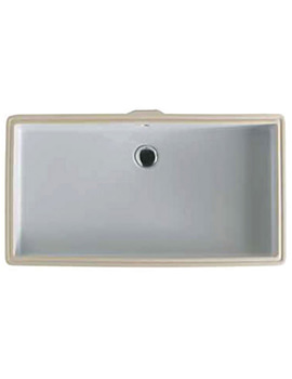 Saneux Uni 840mm Undercounter Washbasin
