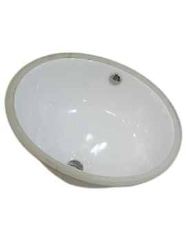 Saneux Uni 570mm Undercounter Washbasin