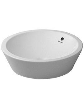 Duravit Starck 1 530mm Grounded Wash Bowl