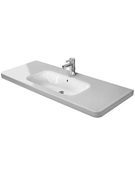 Duravit DuraStyle 1200 x 480mm 1Taphole Furniture Washbasin With Overflow
