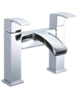 Mayfair Colorado Deck Mounted Bath Filler Tap Chrome