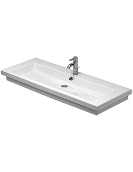 Duravit 2nd Floor 1200 x 505mm Washbasin