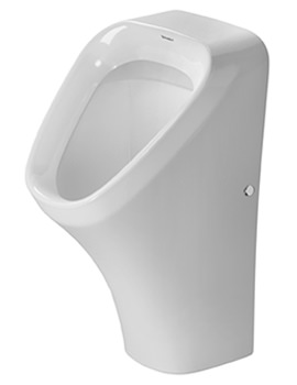 Duravit DuraStyle 300 x 340mm Urinal With Concealed Inlet