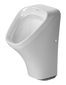 Duravit DuraStyle 300 x 340mm Electronic Urinal For Battery Supply