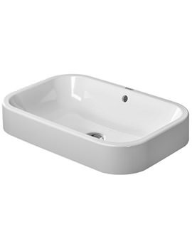 Duravit Happy D2 Ground Washbowl 600 x 400mm
