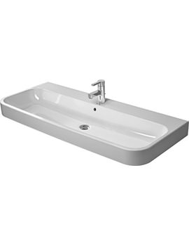 Duravit Happy D2 Furniture Washbasin 1200 x 505mm