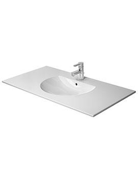 Duravit Darling New 1030 x 545mm 1 Taphole Furniture Washbasin