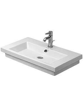 Duravit 2nd Floor 700 x 460mm Washbasin