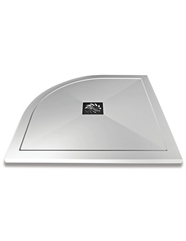 Saneux H25 Stone Resin Quadrant Shower Tray - More Sizes Available