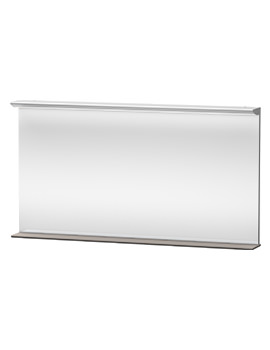 Duravit Darling New 1500mm Mirror With Lighting - Terra