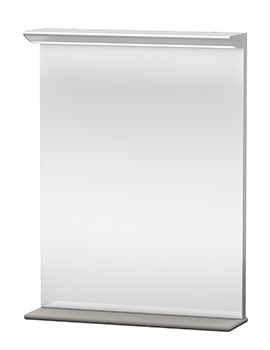 Duravit Darling New 600mm Mirror With Lighting - Terra