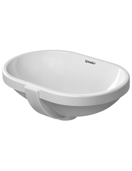 Duravit Bathroom Foster 430mm Undercounter Vanity Basin