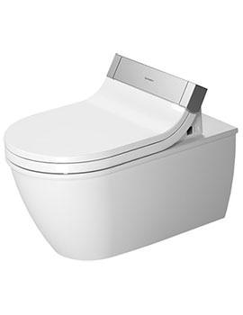Duravit Darling New Wall Mounted Toilet With SensoWash Starck E Seat