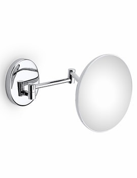 Roca Hotels 2.0 Wall Mounted Magnifying Mirror With Articulated Arm