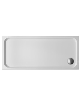 Duravit D-Code 1800 x 900mm Rectangle Shower Tray