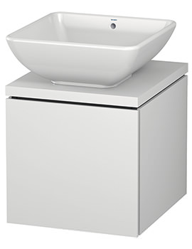 Duravit L-Cube 420mm 1 Drawer Vanity Unit For Console