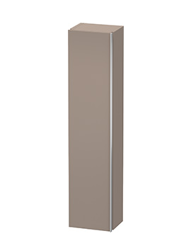 Duravit Darling New 1800mm Basalt Matt Left Hand Tall Cabinet