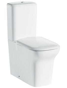 Pura Imex Grace Comfort Height 460mm Close Coupled WC Suite