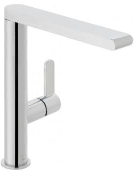 Vado Ion Mono Sink Mixer Tap - Single Lever Handle