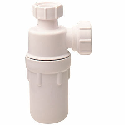 Twyford S Outlet Plastic Bottle Trap