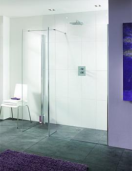 Lakes Coastline Palma Walk-In Shower Panel