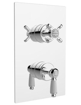 Bristan Renaissance Thermostatic Dual Control Shower Valve