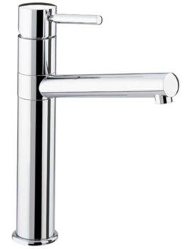 Bristan Vegas Easyfit Kitchen Sink Mixer Tap Brushed Nickel