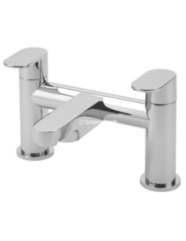 Tre Mercati Geco Pillar Bath Filler Tap