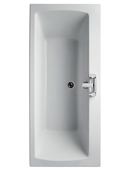 Ideal Standard Tempo Arc 1700 x 750mm Idealform Plus Double Ended Bath