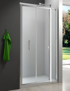 Merlyn 6 Series 700mm Bifold Door And 215mm Inline Panel