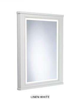 Tavistock Lansdown 556 x 790mm Framed Illuminated Mirror