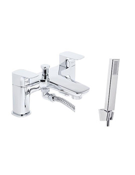 Tavistock Signal Bath Shower Mixer Tap And Handset