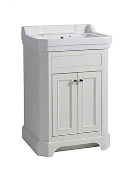 Tavistock Vitoria 600mm Freestanding Basin Unit