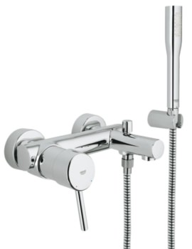 Grohe Concetto Single Lever Bath Shower Mixer Tap