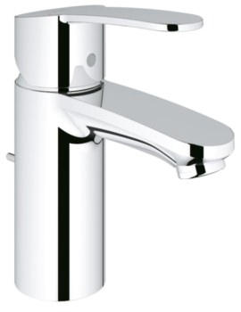 Grohe Eurostyle Cosmopolitan Monobloc Basin Mixer Tap With Pop Up Waste