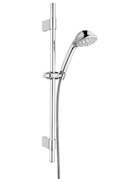 Grohe Relexa Five Shower Set Chrome