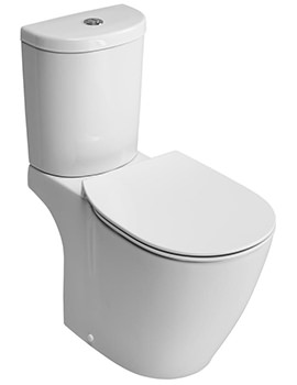 Ideal Standard Concept Arc 665mm Aquablade Close Coupled WC Pan