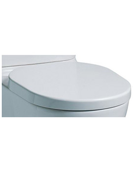 Ideal Standard Tonic Standard Close WC Toilet Seat And Cover