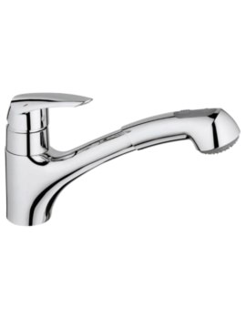 Grohe Eurodisc Single Lever Kitchen Sink Mixer Tap