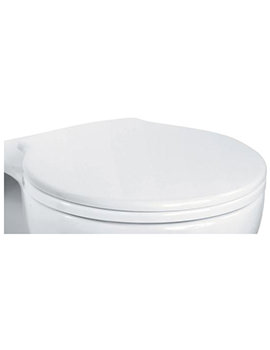 Ideal Standard Space Standard Close WC Toilet Seat And Cover